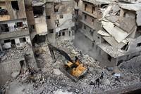 Assad regime warplanes kill at least 11 in Syria's Idlib