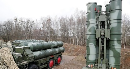 Buying Russian defense system should not trigger US sanctions, Defense Minister Akar says