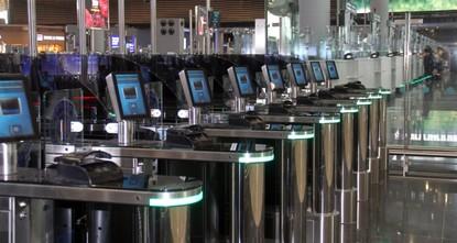 بدء الاختبارات على نظام مراقبة الجوازات السريع بمطار إسطنبول