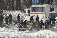 نفت لجنة التحقيقات الروسية، اليوم الاثنين، وقوع انفجار على متن طائرة الركاب
