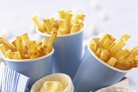 Obese market counts calories, not price