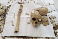3,500-year-old skull and femur found in Hittite city of Sapinuwa in breakthrough discovery