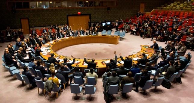 مجلس الأمن يصوت على مشروع قرار كويتي لتوفير الحماية الدولية للفلسطينيين