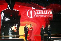 Start zum 54. Internationalen Antalya-Filmfestival