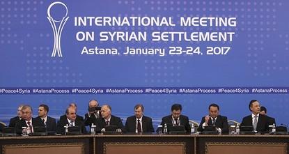 pRussian Foreign Minister Sergei Lavrov announced Monday that the next round of Syria peace talks in Kazakhstan's capital Astana will be held on July 10./p  pThe latest meeting of participants...