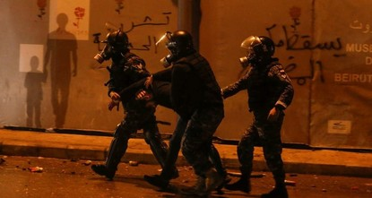 Lebanese protests on verge of devolving into riots