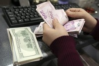 US dollar plunges to lowest level against Turkish lira this year
