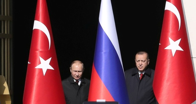 Assad regime forces targeting Idlib could destroy Astana accord, Erdoğan warns Putin