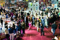 Thousands of books, readers meet at Istanbul book fair