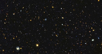 NASA's Hubble captures 15,000 galaxies in one image