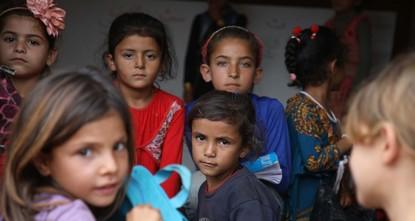 Education keeps children in Azaz hopeful of Syria's future