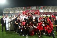 أمير قطر مهنئا البحرين: سعدنا بمشاركة الأشقاء في خليجي 24