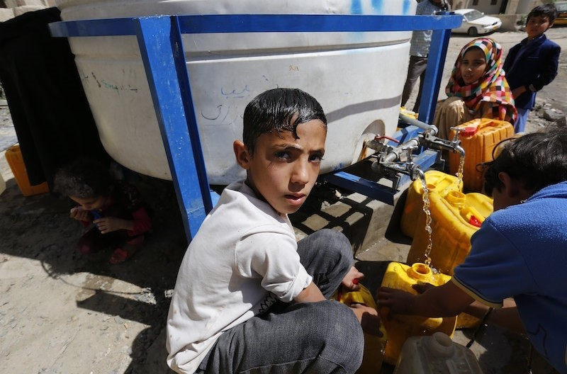 A cholera outbreak in Yemen has killed hundreds of people in recent weeks with another 23,425 suspected cases across the impoverished Arab country due to lack of clean water and a shortage of medical supplies. EPA Photo