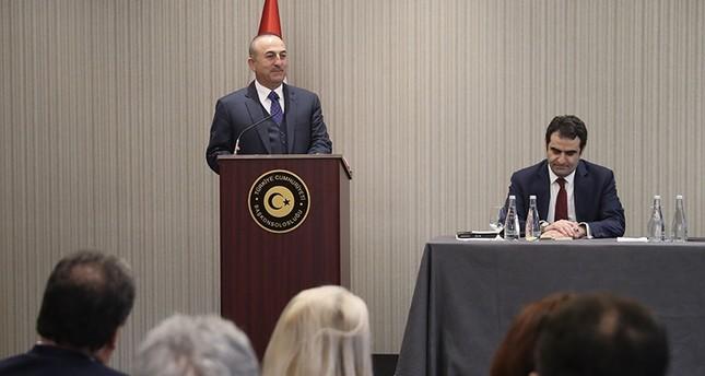 FM inaugurates Turkish Consulate General in Canada