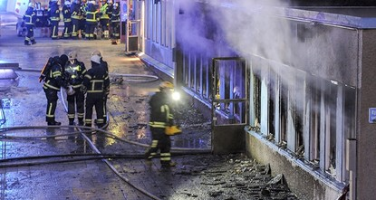 pAn Islamic cultural center, which is also used as a mosque, has been targeted in an arson attack in Sweden's second-largest city Göteborg./p  pRegional police said that unknown attackers set...