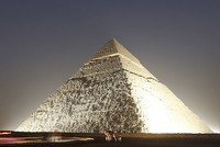 Egypt's Great Pyramid of Giza lopsided, research reveals