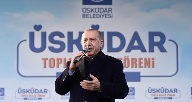 أردوغان: نتابع بقلق صور الاحتجاجات في شوارع أوروبا