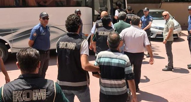 Detention warrants issued for 47 officers over FETÖ