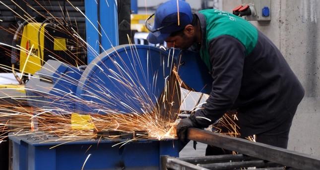مؤشر قطاع التصنيع التركي دون 50 نقطة في حزيران نتيجة الضغوط التضخمية