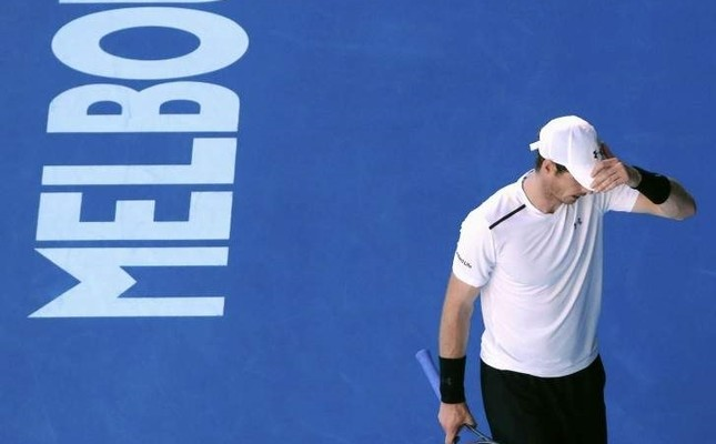 Tennis Australia chief Craig Tiley says the raging wildfires pose no danger to people in Melbourne. Reuters Photo