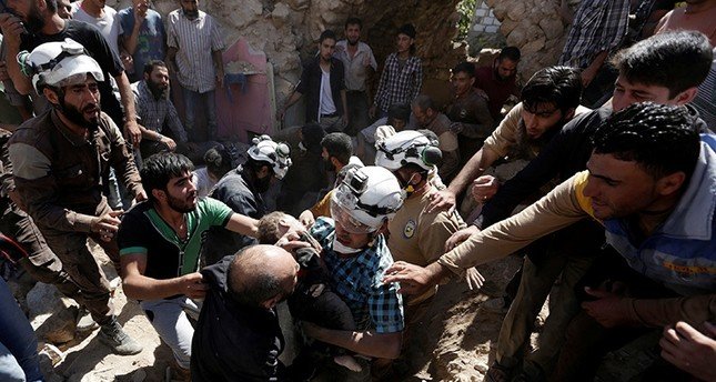 تركيا تدين غارات للنظام السوري قتلت 36 مدنياً في سوق شعبي بإدلب