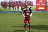 8-летнего футболиста из Украины взяли в академию «Барселоны»