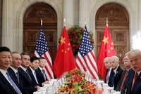 China's dominance over the US or vice versa