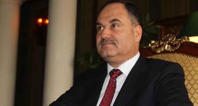 رافع العيساوي وزير المالية الأسبق