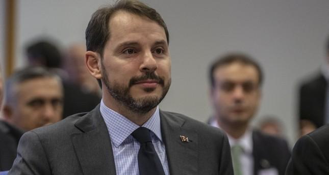 وزير المالية التركي: هدفنا خفض التضخم إلى أقل من %12 بنهاية العام الجاري