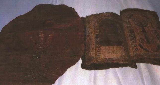 السلطات التركية تحبط محاولة تهريب نسخة توراة عمرها 1300 عام