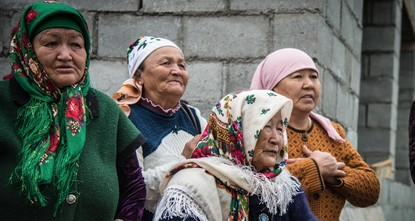 The Kyrgyz: Far away yet bound by the heart