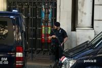 Catalan police evacuate Barcelona's Sagrada Familia church over false bomb scare