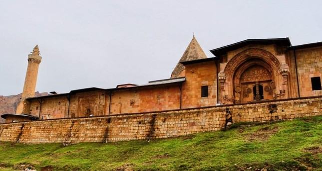 Emir Ahmed Shah founded the mosque, with its adjoining hospital, at Divri?i in the 13th century. Emre Kazan / iStock