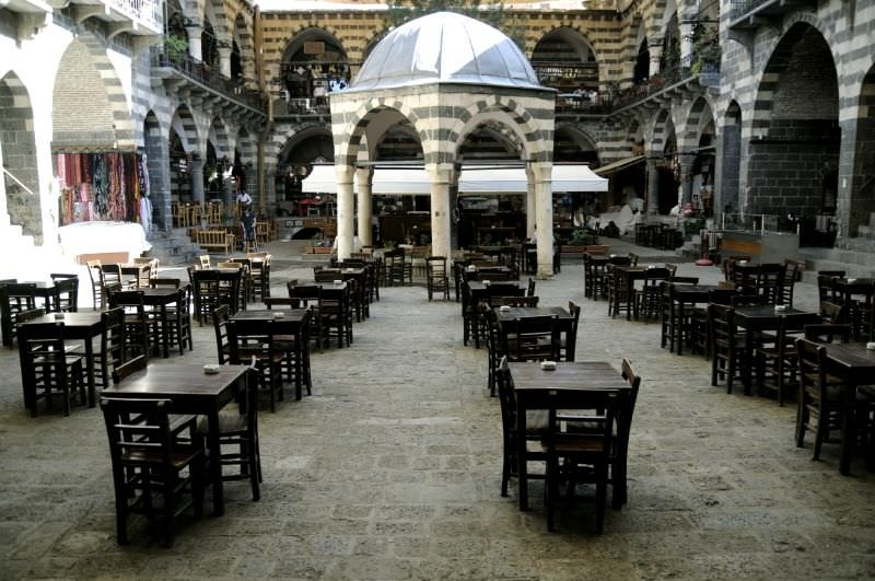 2- Breakfast at Hasan Pasha Inn