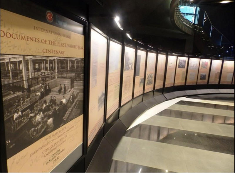 Turkey opens Ottoman archives over 1915 incidents on 100th anniversary