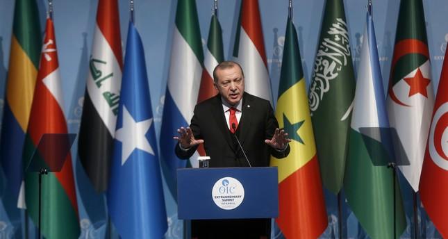 أردوغان بختام القمة الإسلامية: 1.7 مليار مسلم أكدوا رفضهم إعلان ترامب