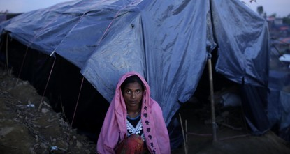 pAn Aug. 25 the Myanmar army and Buddhist gangs began the systemic killings of the country's Rohingya Muslim population, which is estimated to be over 1 million, and today the atrocities being...