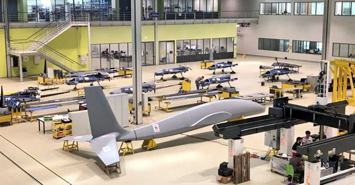 The second armed drone of Baykar Makina, the 5.5-ton Aku0131ncu0131, will hit the production line in 2020 after completing test flights this year.