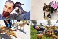 Der 22 jährige Hasan Kızıl aus der südöstlichen Stadt Mardin baut improvisierte Prothesen für Tiere mit Verletzungen oder Behinderungen - und das ohne materielle und finanzielle Hilfe.  Als er...