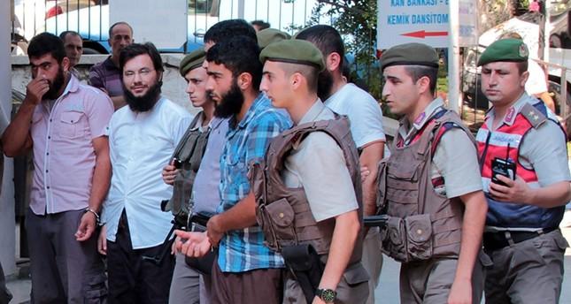 تركيا.. توقيف 259 شخصاً في عمليات ضد داعش خلال أغسطس الماضي