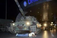 Turkish Tank Man recounts coup night