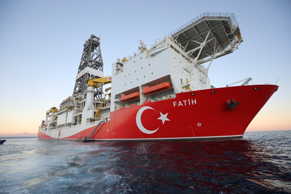 Turkish drilling vessel Fatih started drilling first well Alanya-1 in offshore Antalya, a Mediterranean coastal province, Oct. 30.