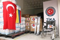 Turkey's TİKA sends aid to flood-hit Colombia