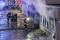 An Islamic cultural center, which is also used as a mosque, has been targeted in an arson attack in Sweden's second-largest city Göteborg.