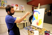 Speciality art classes offered at Masterpiece