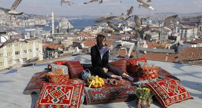 بيت قبة إسطنبول.. صاحب أجمل إطلالة على المدينة