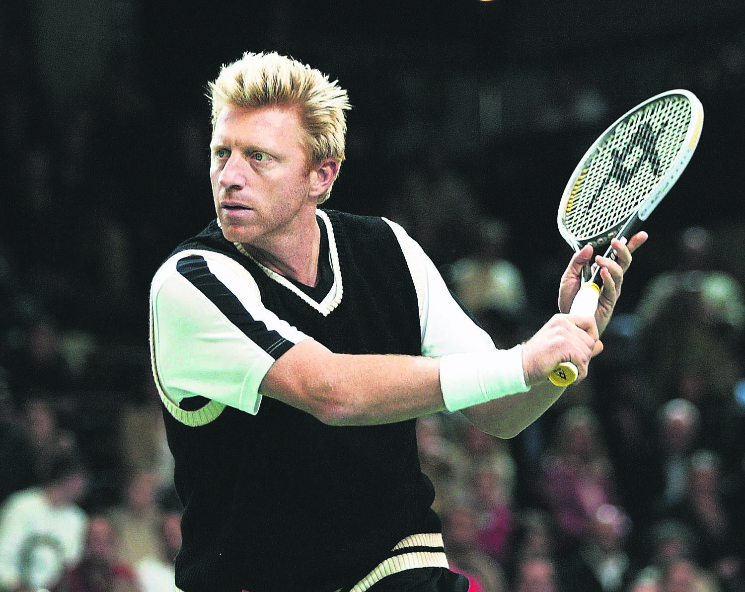 The 49-year-old Becker, who was born in Germany and lives in London, recently coached Novak Djokovic and has been a TV commentator.