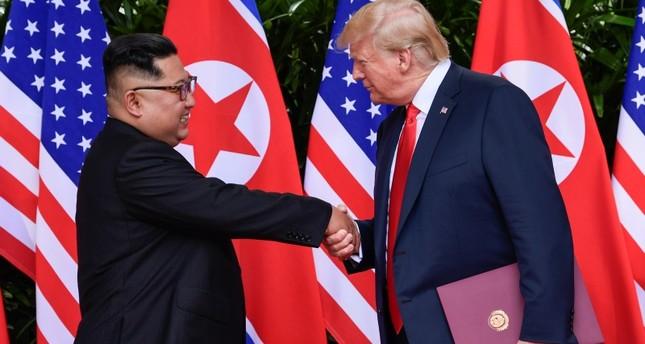 كيم يطلب من ترامب تعزيز الثقة عبر خطوات ملموسة