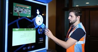 مشروع إعادة التدوير التابع لبلدية إسطنبول يحصل على جائزة النقل العام العالمي