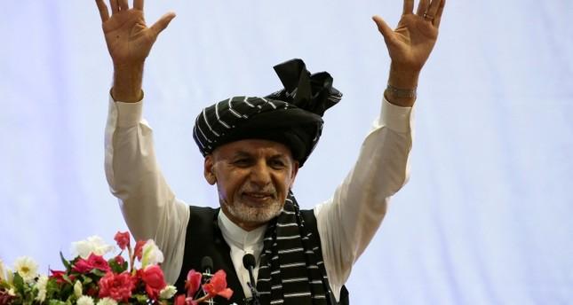 أفغانستان.. أشرف غني يفوز بفترة رئاسية ثانية